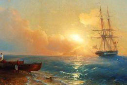 Рыбалка на Чёрном море в Крыму