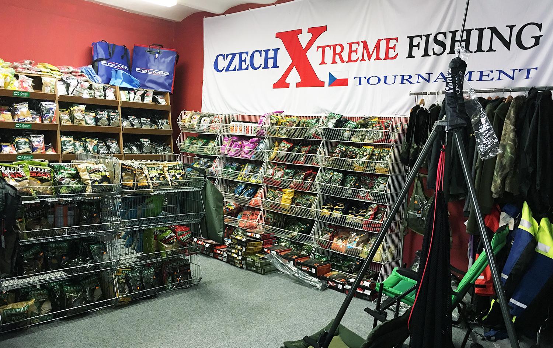 Tackle store Black Bass Prague