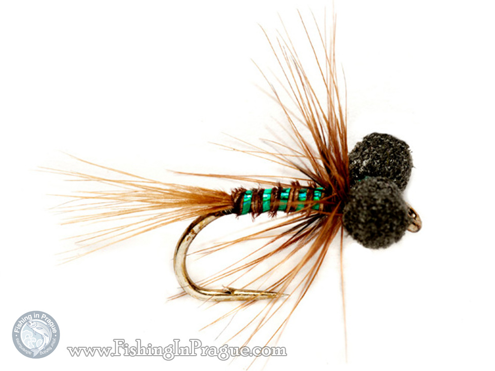 Booby Nymph fly pattern
