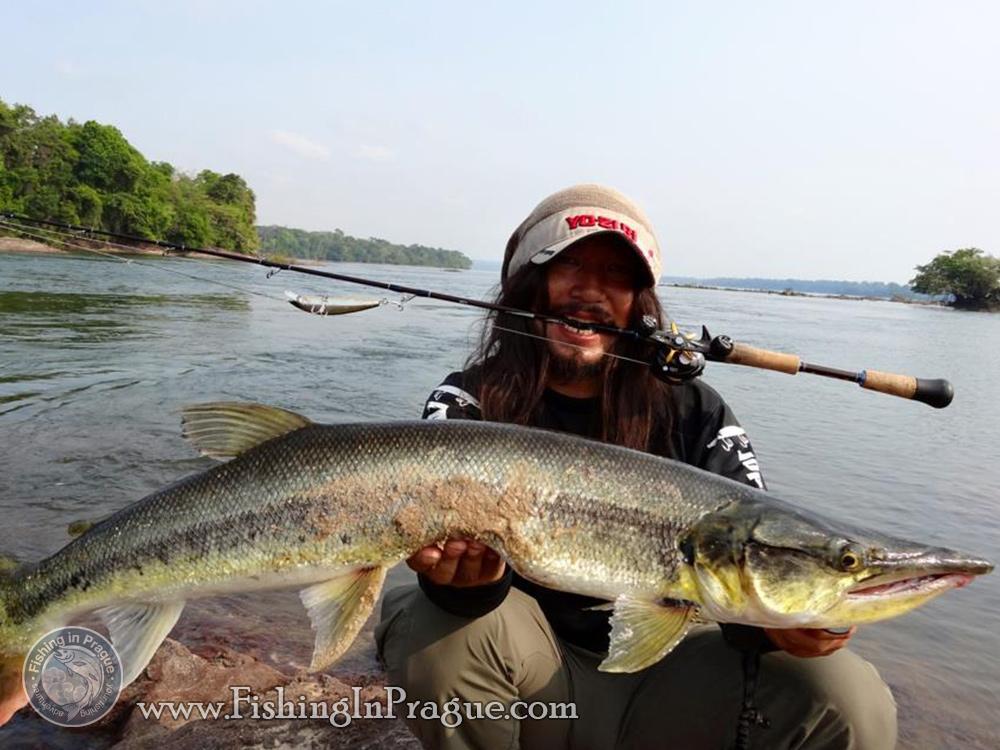 Teruo Nakahigashi, japanese fisherman