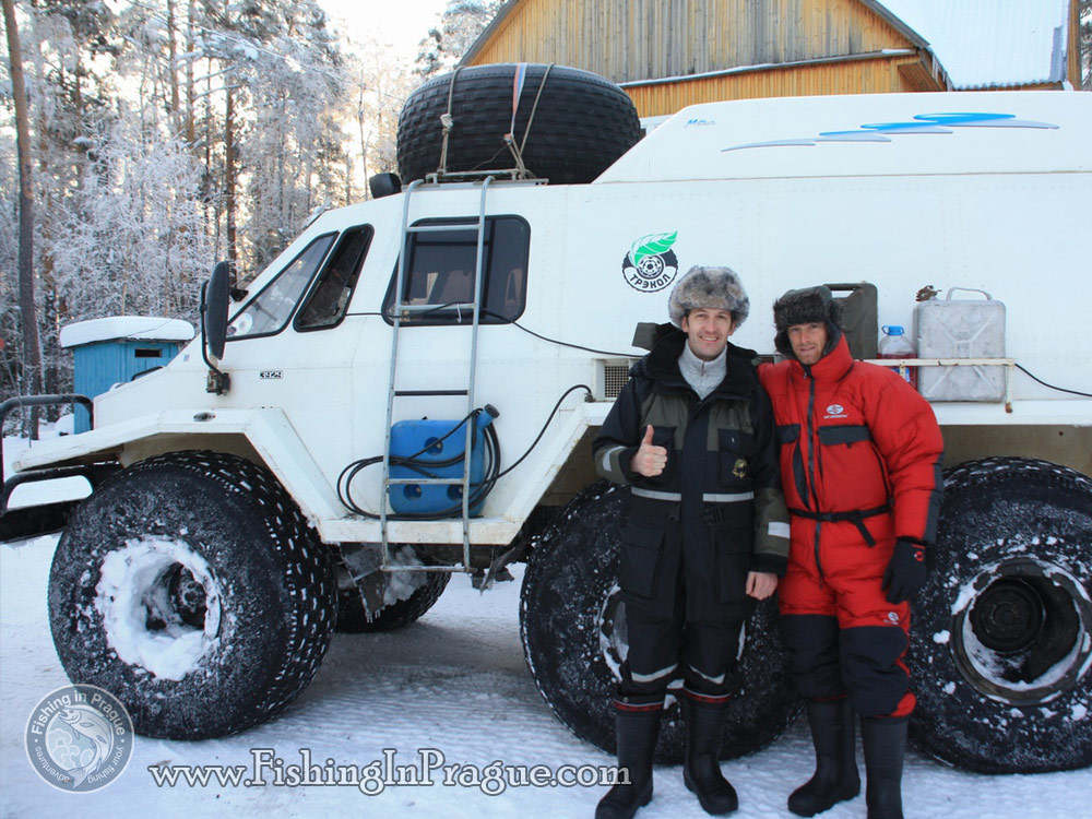 TREKOL is a name of off-road vehicle